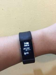 Fitbit Charge 2 Smart Watch Fitness Watch