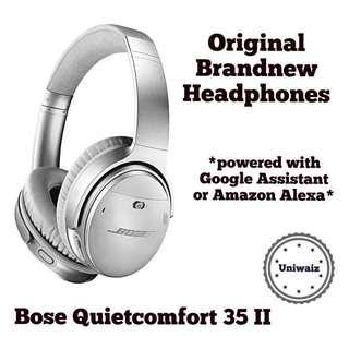 COD Bose Quietcomfort 35 ii bose QC 35 series 2 original NEW