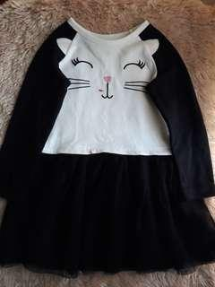 Kitten Tulle Dress