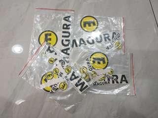 Sticker margura escooter scooter am tempo fiido dyu dualtron speedway Passion mini innokim iphone ipad samsung hm fsm
