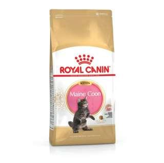 4kg Royal Canin Maine Coon Kitten