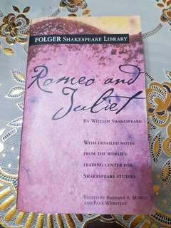 Romeo and Juliet by Folger Shakespeare Library