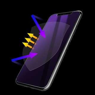 🚚 Huawei Nova 3/3i Anti Blue Ray Case Friendly Tempered Glass