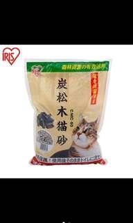 🔥IRIS 炭松木貓砂🔥