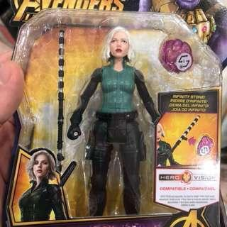 Black Widow Avengers Infinity war misb moc