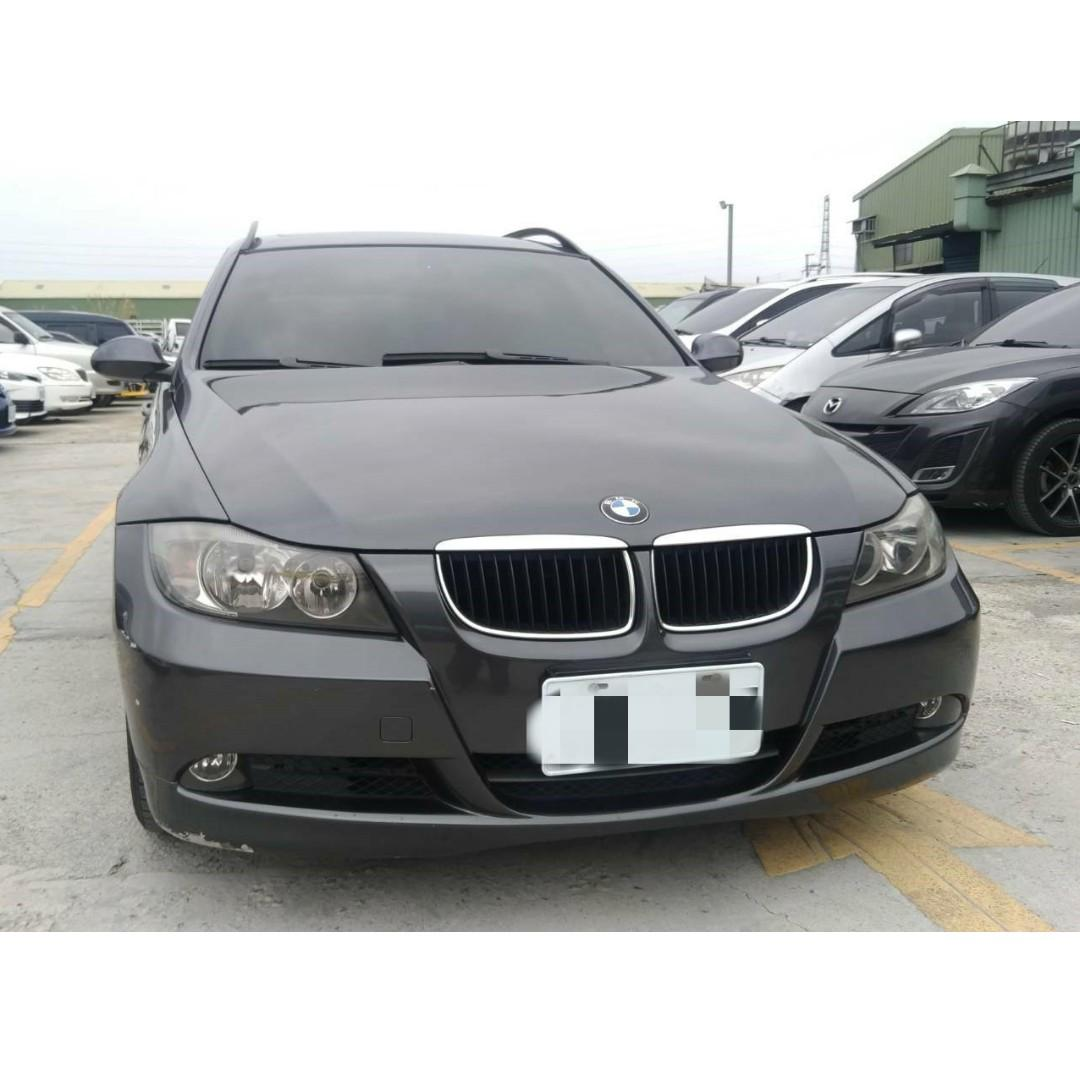 2011 BMW 3-Series Sedan 318d 2.0|稀有款
