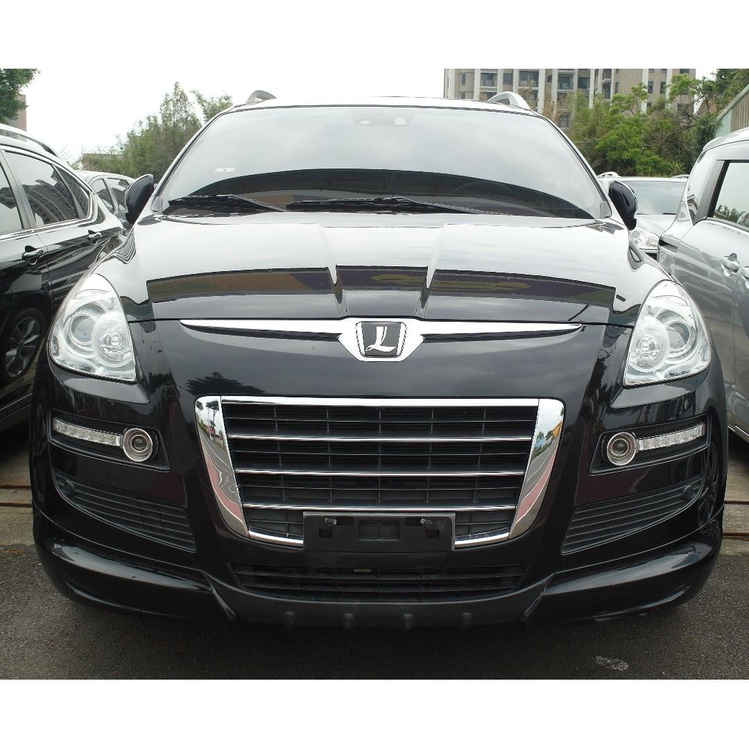 2012年 SUV-U7 2.2 黑