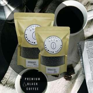 Premium Black Coffee Arabica