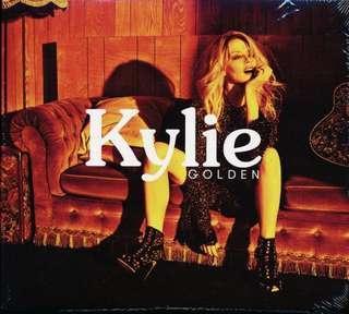 Kylie Minogue Golden CD - NEW
