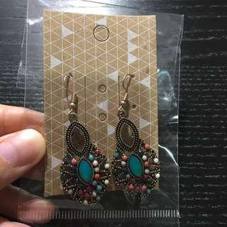 Anting etnik (New)