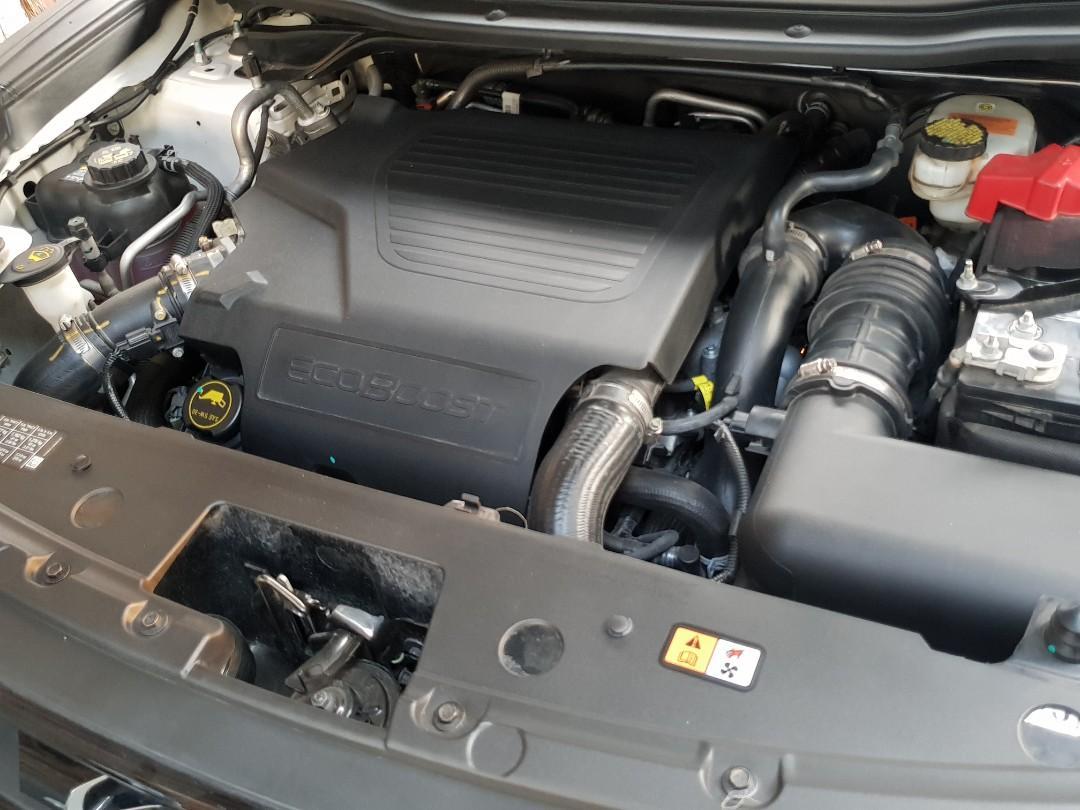 2017 Ford Explorer V6 Ecoboost Full Option Like New