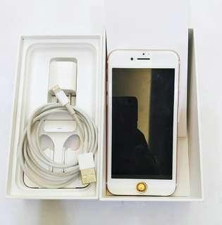 🚚 二手蘋果iPhone 7 128G 玫瑰金