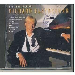 The Very Best of Richard Clayderman (AUDIO CD) [a4]*