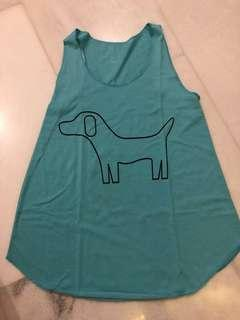 Teal Turquoise Tank Top #50TXT #MMAR18
