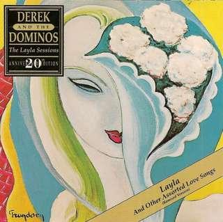 🚚 DEREK AND THE DOMINOS - LAYLA | 20th ANNIVERSARY EDITION