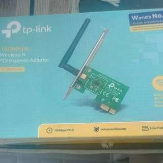 Jual wireless TL WN781ND