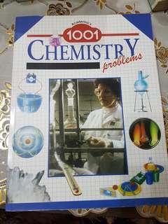 Academic's 1001 Chemistry Problems