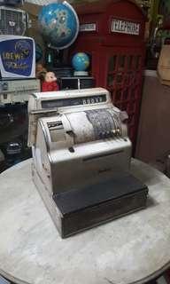 Antique Cash Register Machine