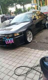 Perdana auto geabox kacuk 2.4cc auto