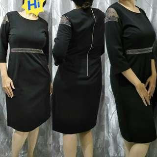 M2B Elegant Black Dress