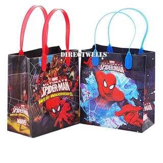 SPIDERMAN GOODIE BAGS, SUPERHERO GOODIE BAGS, KIDS GOODIE BAGS