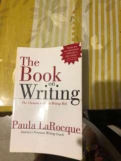 The book of writing