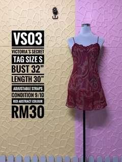 Victoria's Secret Vintage Chemise Slip Lingerie