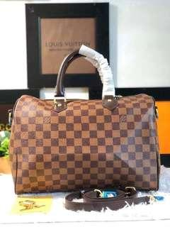 LV SPEEDY DAMIER 30CM ( Read Description Below)