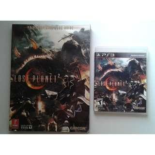 PS3 Lost Planet 2 + Prima Official Game Guide