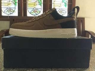 Nike Air Force 1 Low Carhartt WIP Ale Brown Original BNIB