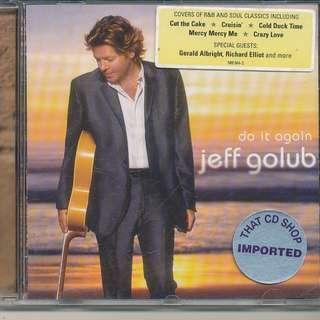 Jeff Golub - Do It Again (AUDIO CD) (SMOOTH JAZZ/GUITAR) [z4] *