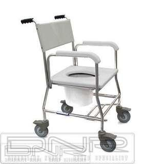 🚚 Commode stainless steel exact same as hospital