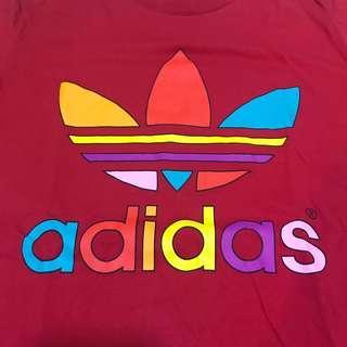 🚚 authentic adidas tee