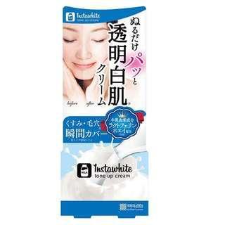 🚚 日本明色-Instawhite膚色補正素顏霜