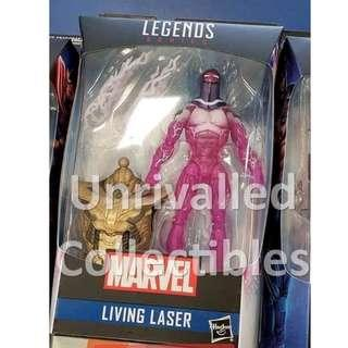 [Pre-Order] Hasbro Marvel Legends 6 inch BAF MCU Armored Armoured Thanos wave – Living Laser without BAF parts