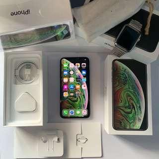 iPhone XS Max dual simcard Nano nano HK 256GB