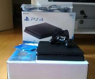 PS4 Slim CUH-2016A 500gb Mulus Bandung Only