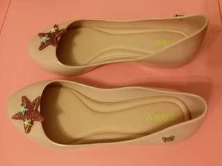 Grendene kids 女童平底鞋