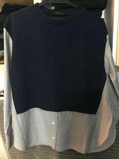 Zara Knitwear Top