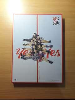 🚚 [ wts ] twice yes or yes unsealed album ver. c