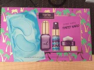 Brand new Tarte skincare set