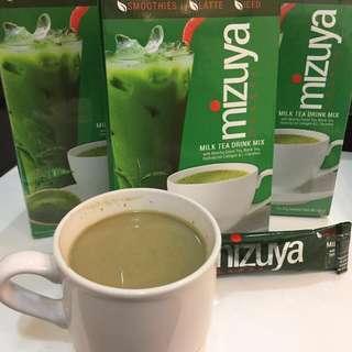 Mizuya Matcha Milktea (slimming, anti-aging, collagen)