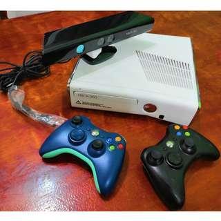 Xbox 360 SLIM Jtag + Kinect