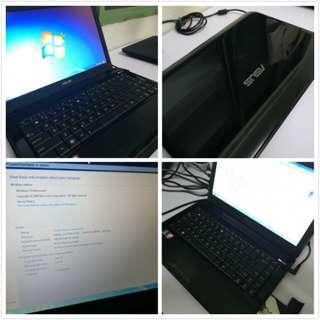 ASUS i5 notebook 14inc
