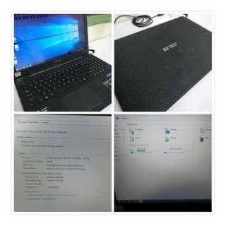 ASUS i5 5gen notebook