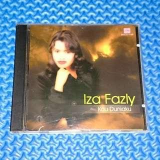 🆒 Iza Fazly - Kau Duniaku [1998] Audio CD