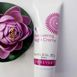 Aloe Fleur de Jouvence® Recovering Night Creme
