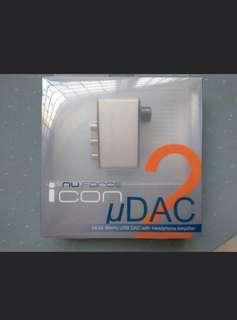 Nuforce Icon uDAC2,  Amplifier and Dac