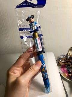 🚚 迪士尼 樂園限定 海洋限定 米奇 五色筆 六色筆
