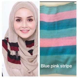 🚚 Instant travel soft cotton hijab Tudung shawl